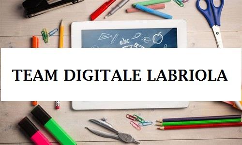 Team digitale Labriola
